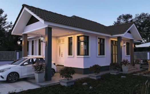 Rumah Banglo Setingkat di Villa Mahligai Ketereh Kelantan Untuk Dijual