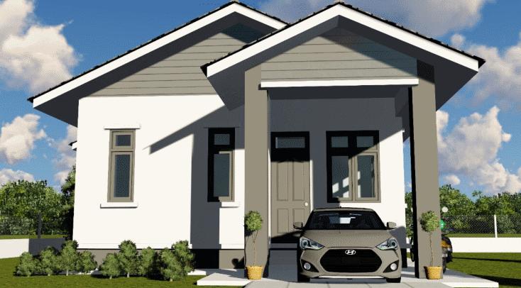 Rumah Banglo Untuk Dijual Di Mukim Rusa Jelawat Bachok Kelantan
