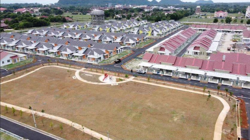 Rumah Untuk Dijual Di Kg Raja Besut - Taman Koperat Putera