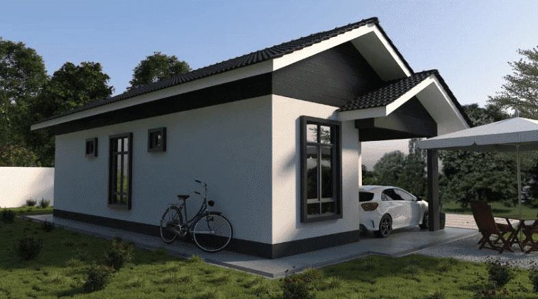 rumah untuk dijual di padang luas jerteh terengganu perumahan baru terengganu